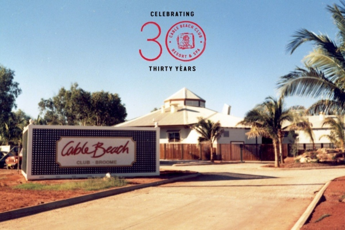 Cable Beach Club Resort 30th Anniversary